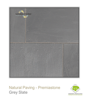 Open image in slideshow, Premiastone Slate - Grey