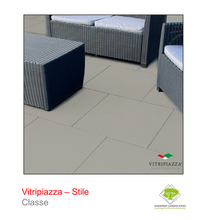 Load image into Gallery viewer, Vitripiazza Stile porcelain paving in Classe