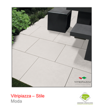 Load image into Gallery viewer, Vitripiazza Stile porcelain paving in Moda