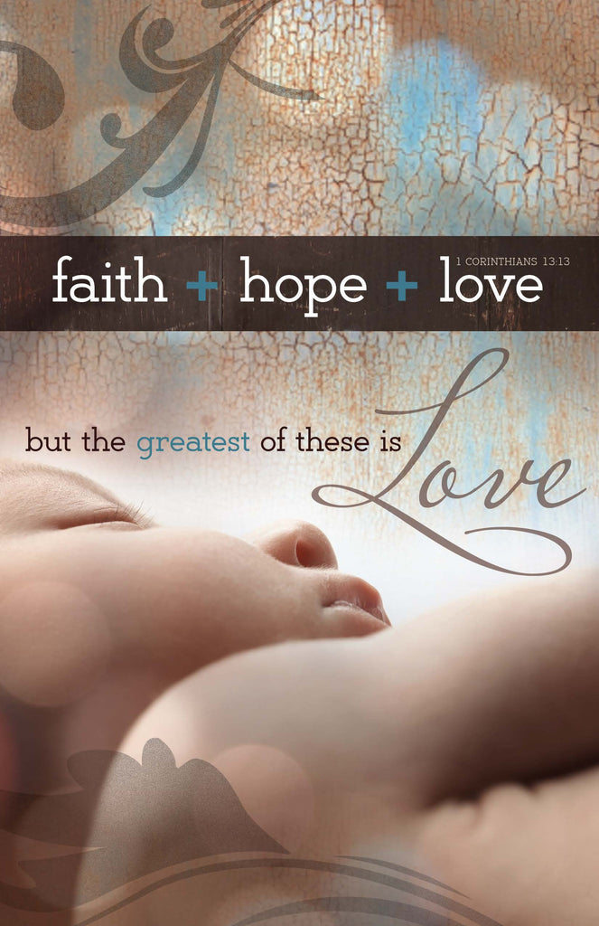 Faith + Hope + Love