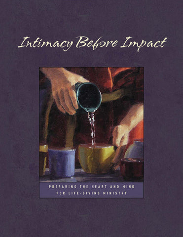 Intimacy Before Impact: Volunteer Training Manual