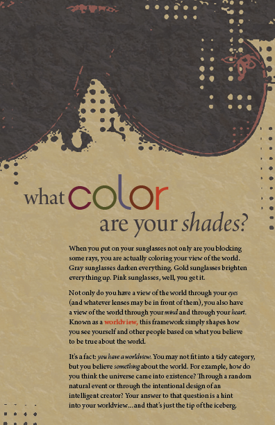 Sift: What Color Are Your Shades?