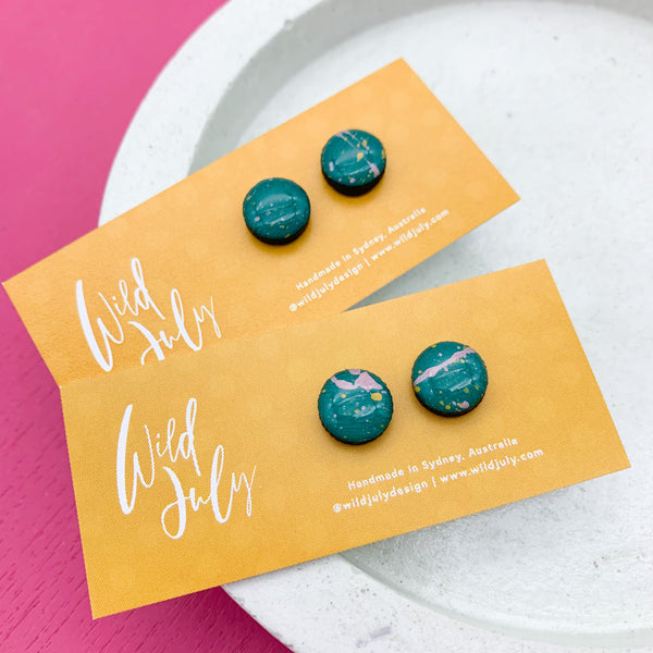 SPLATTER Mini Round Studs