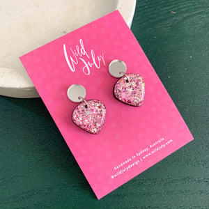 SPARKLE Mini Tri Dangles