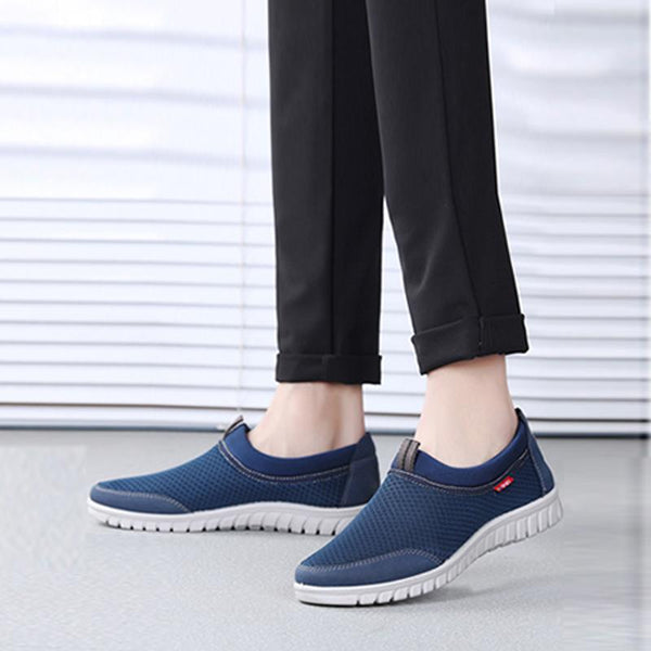 Mesh Slip-On Breathable Men's Loafers