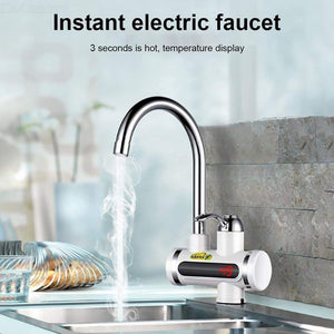 Electric Tankless Faucet Heater
