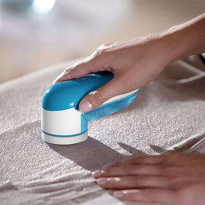 ELECTRIC FABRIC DIFFUSER & LINT REMOVER