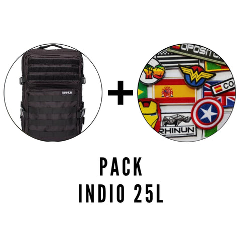 INDIAN PACK 25L
