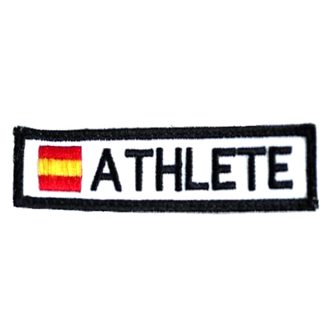 ATHLETE FLAG PATCH