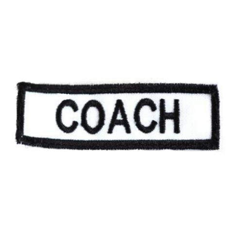 WHITE COACH PATCH