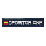 PARCHE OPOSITOR CNP
