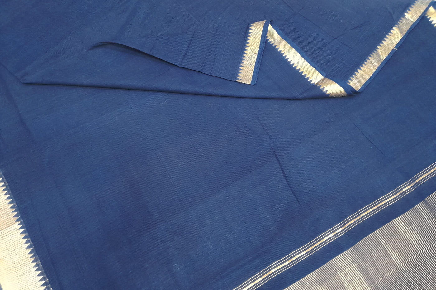 Mangalgiri cotton saree - Anivartee
