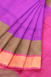 Handwoven Uppada  Pure silk saree