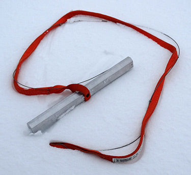 Arctic Anchor - Have you ever been stuck in slush or deep snow on the ice?