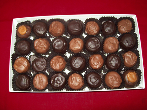 All Cream Chocolates