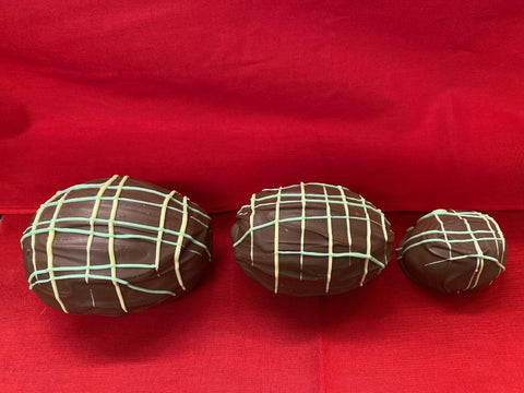 Easter - Chocolate Covered Fudge and or Nougat Eggs