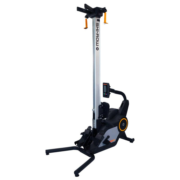 SKI-ROW AIR ROWING MACHINE