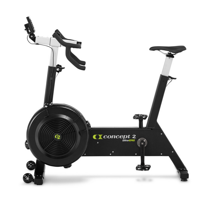 Concept2 BikeErg with PM5 Performance Monitor