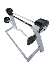 Load image into Gallery viewer, MX Select Adjustable Barbell & EZ Curl Bar MX80 with Stand