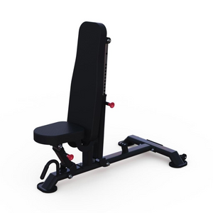 Adjustable Weight Bench: Flat To Incline (Vertical Style) by Muscle D Fitness