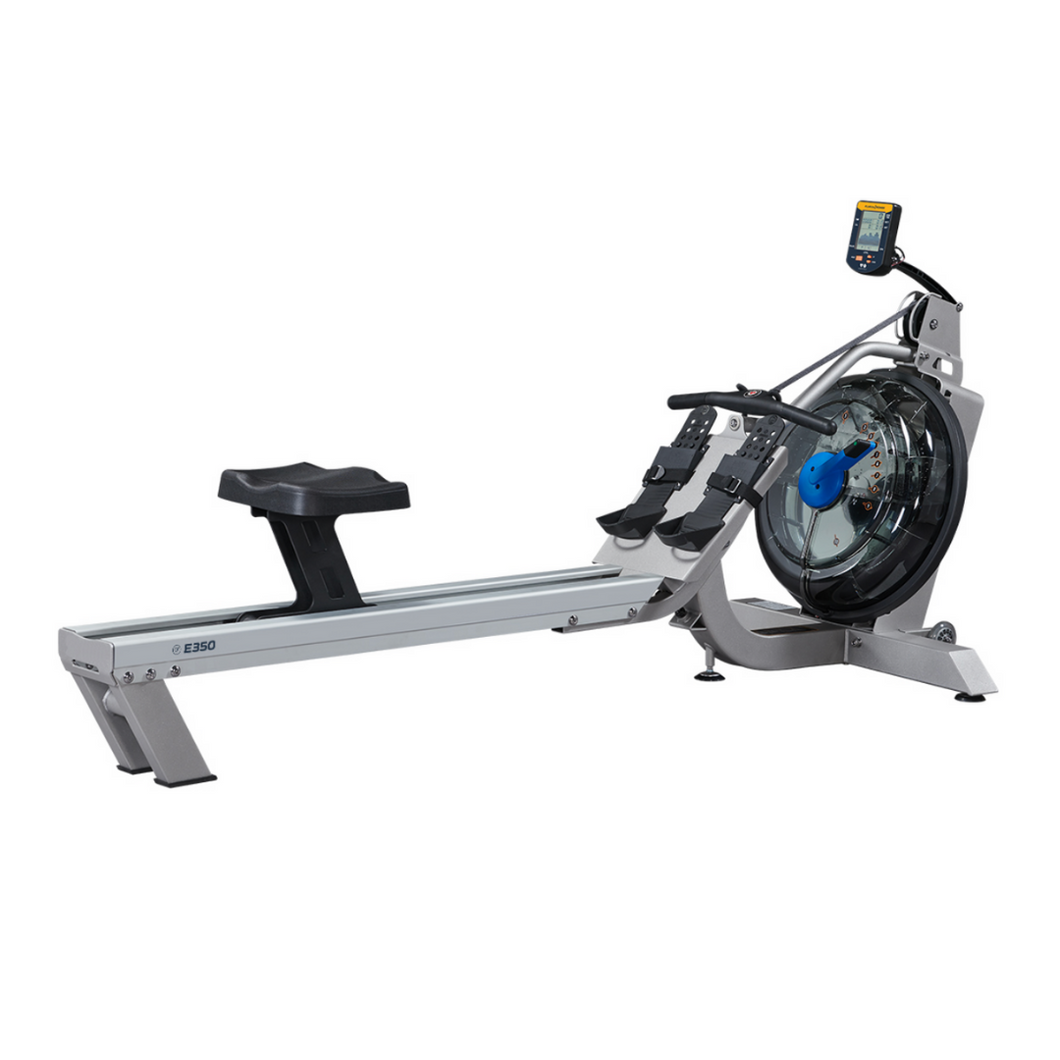 First Degree Fitness E350 Evolution AR Indoor Rowing Machine + Heart Rate Sensor