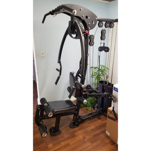Single Stack MultiGym Home Gym by Muscle D (MDM-1CSSM)