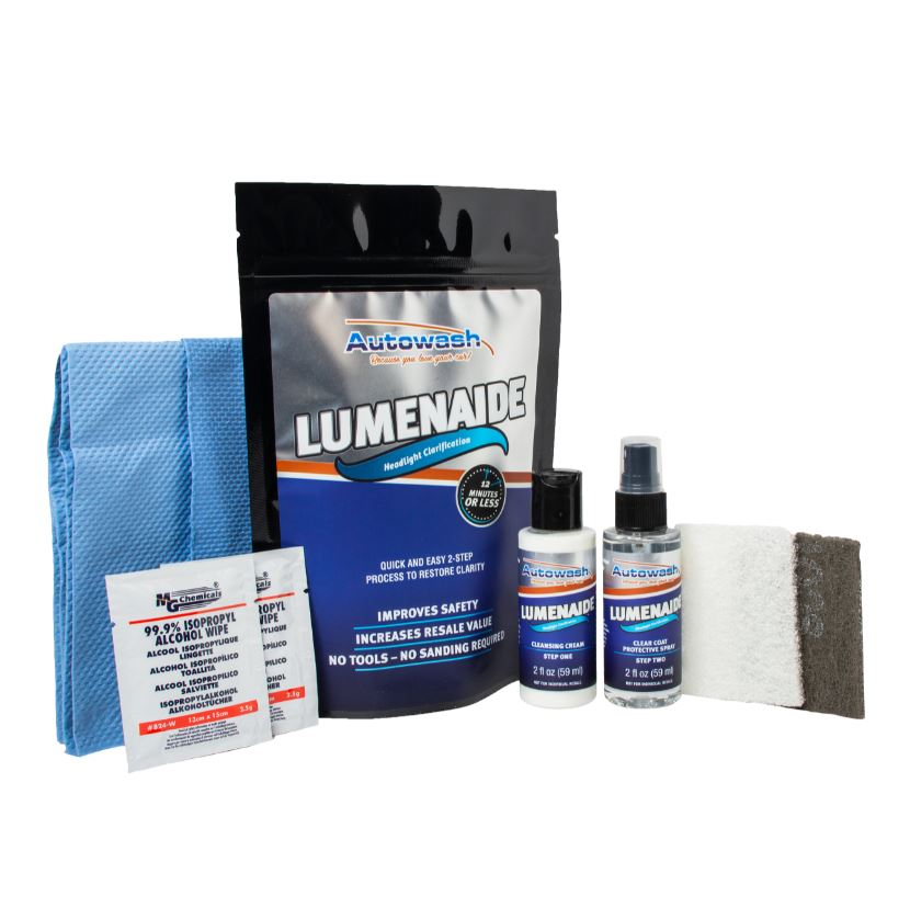 Lumenaide® Headlight Clarification Kit