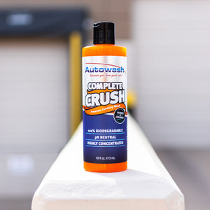 Complete Crush® Foam Wash w/ Sponge