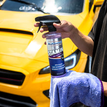 Load image into Gallery viewer, Stamina® Spray Ceramic Coating w/ Towels