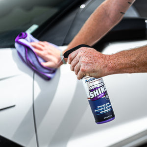 Superior Shine® Detail Spray w/ Towels
