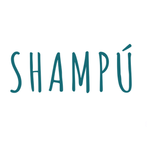 Shampu hair care logo small