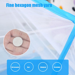 Baby Crib Netting Portable Foldable Baby Bed Mosquito Net Polyester Newborn  Game Tent Multifunction Sleep Mosquito Net J99Store