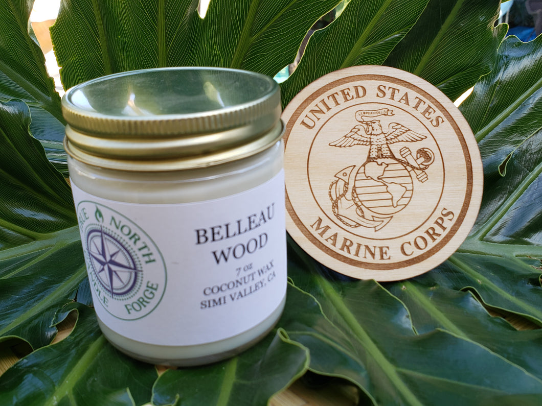 Belleau Wood - True North Candle Forge