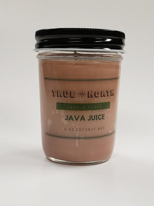 Java Juice - True North Candle Forge