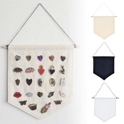 Nordic Style Children's Room Decoration Hanging Badge Storage Wall Hanging