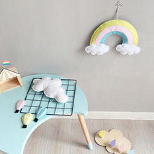 Load image into Gallery viewer, Children's Room Decoration Pendant Cloud Rainbow-Felt