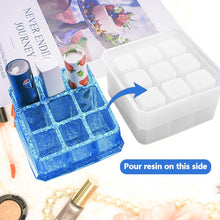 Load image into Gallery viewer, Diy Jewelry Makeup Storage Silicone Mold Set + 10 Sticks + 5 Droppers