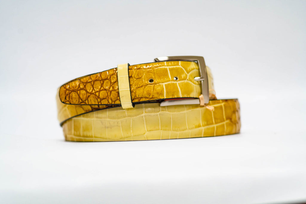 EXOTIC BELT TRIO FROM FRANCIS EDWARD