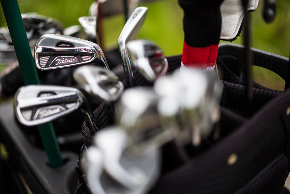 PLAY BETTER WITH NEW IRONS