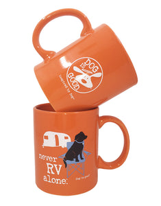 MUG: NEVER RV ALONE
