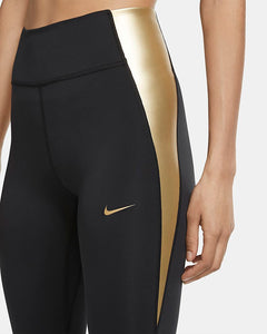W NIKE ONE TGHT PP5 COLORBLOCK LEGGINS