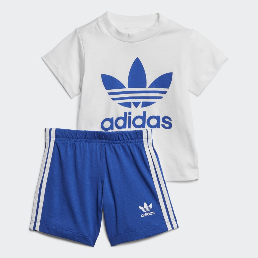 SHORT TEE SET COMPLETINO INFANT