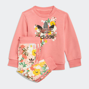 TUTA INFANT HER STUDIO LONDON FLORAL CREW