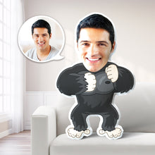 Personalized Photo My Face Pillow Custom Face Pillow King Kong Pillow Unique Gift