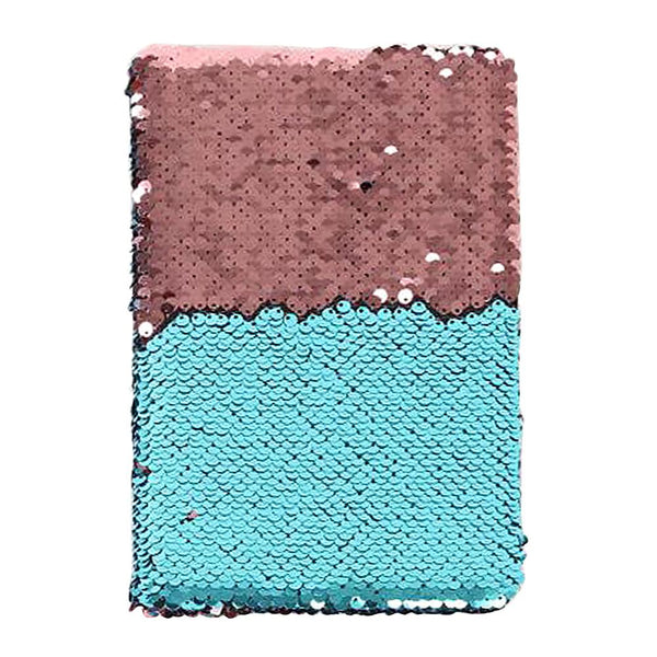 Magic Sequin Colorful Mermaid Notebook Gifts for Kids
