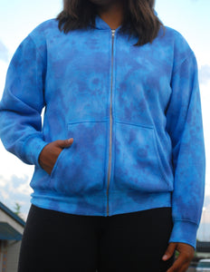 Sully Cloud Zip-up