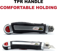 Retractable Box Cutter Utility Knife