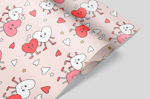 YOU HAVE MY HEART!  GIFT WRAP