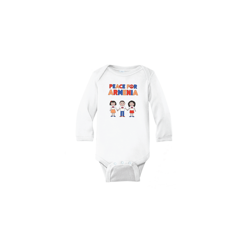 Peace for Armenia Onesie