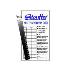 Stouffer 21 Step Sensitivity Guide